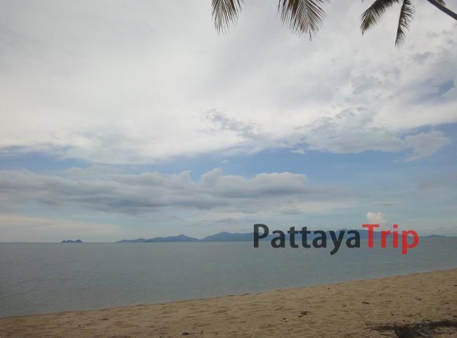 Пляж Bang Por