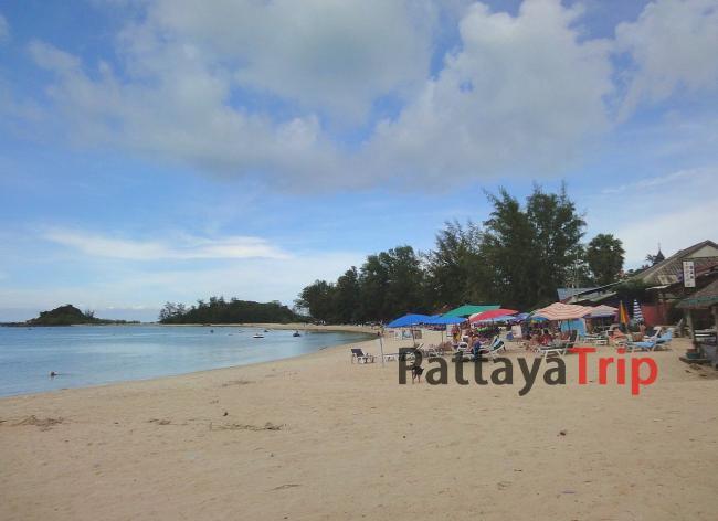 Пляж Choeng Mon