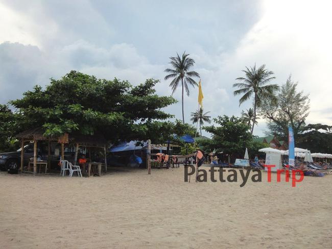 Пляж Чонг Мон