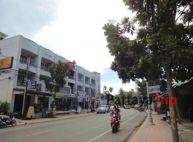Городок Choeng Mon