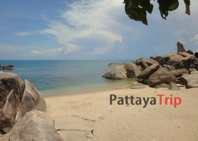 Хин Та Хин Яй пляж на Самуи