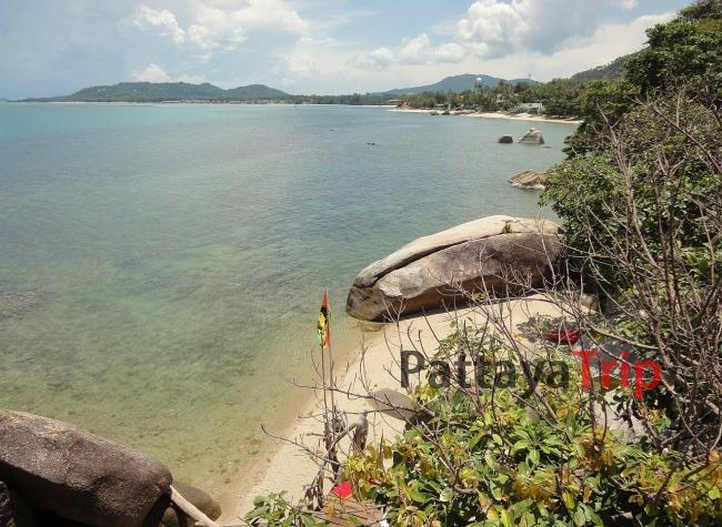 Hin Ta Hin Yai - пляж Самуи