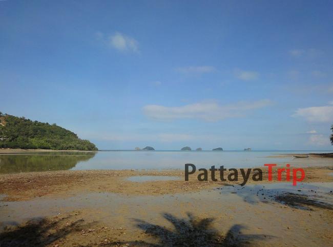 Пляж Панг Ка (Phang Ka)