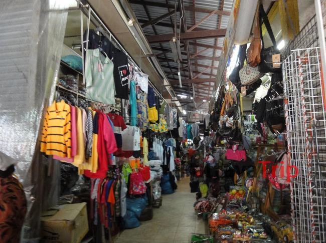 Магазины Самуи