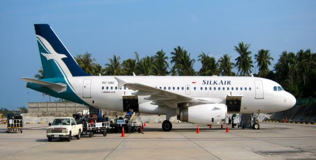 Самолет - самый быстрый транспорт в Тайланде