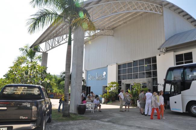 Фабрика латекса Royal Latex Phuket