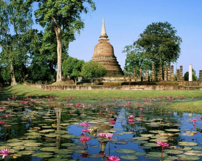 Осень в Тайланде