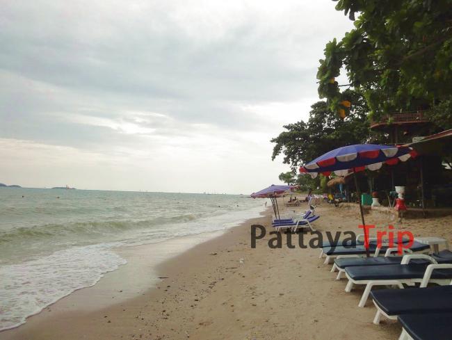 Пляж на Пратамнак Сои 4