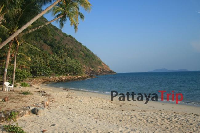 Пляж на Ко Чанге