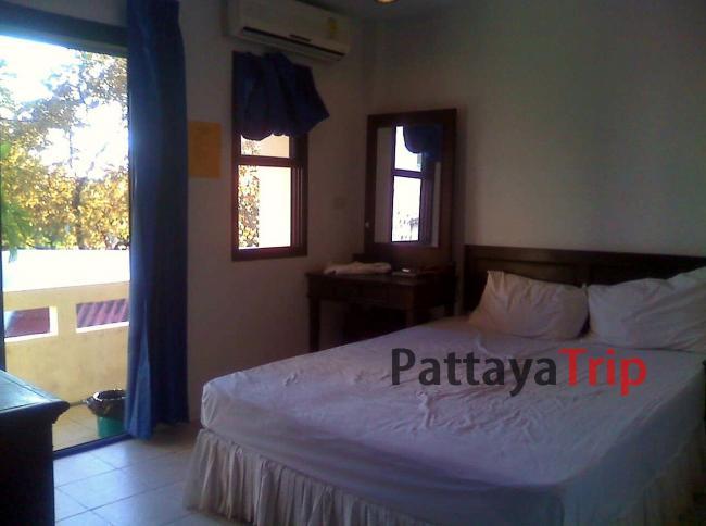 Мой отель в Чавенге за 300 бат