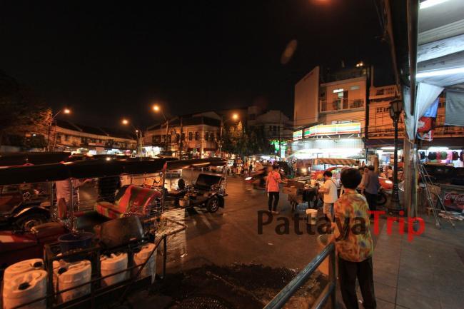 Бангкок ночью