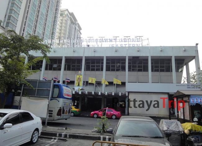 Автовокзал Эккамай
