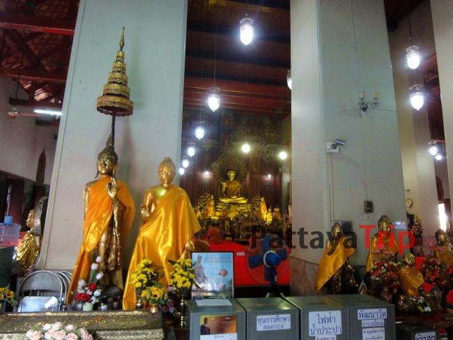Wat Chanasongkhram в Бангкоке
