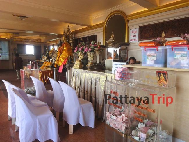 Ват Сакет в Таиланде