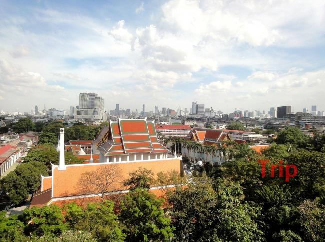 Wat Saket в Бангкоке