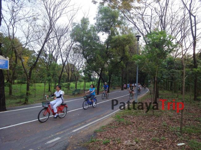 Wachirabenchathat Park