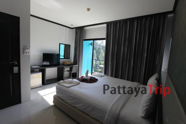 Номер в отеле Kata Green Beach Hotel