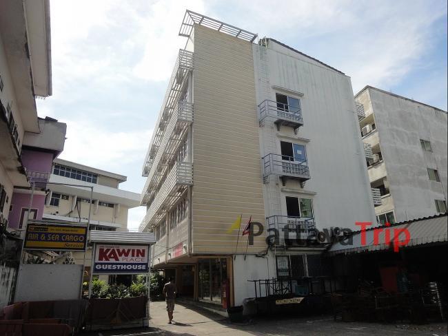 Здание геста Kawin Place