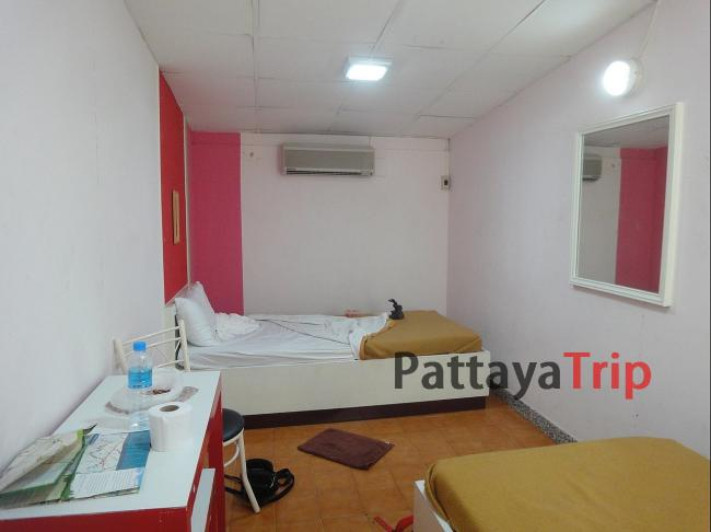 Комната Kawin Place Guesthouse