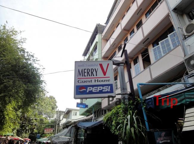 Merry V Guest House Bangkok