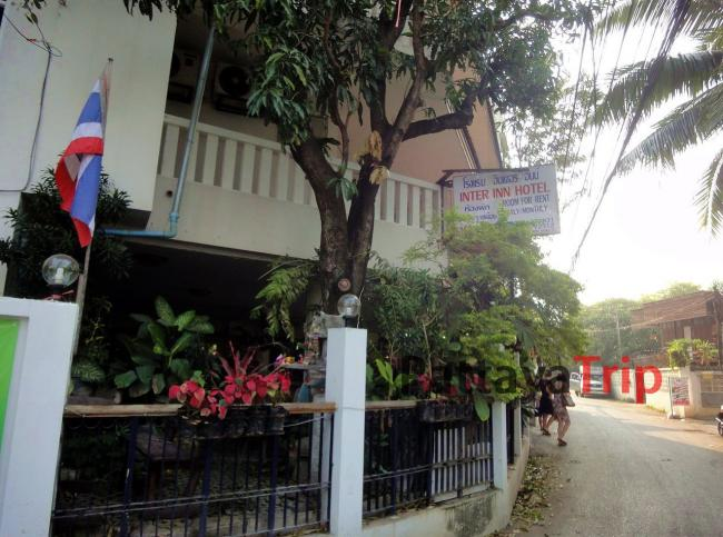 Inter Inn Hotel - дешевое жилье в Чианг Май