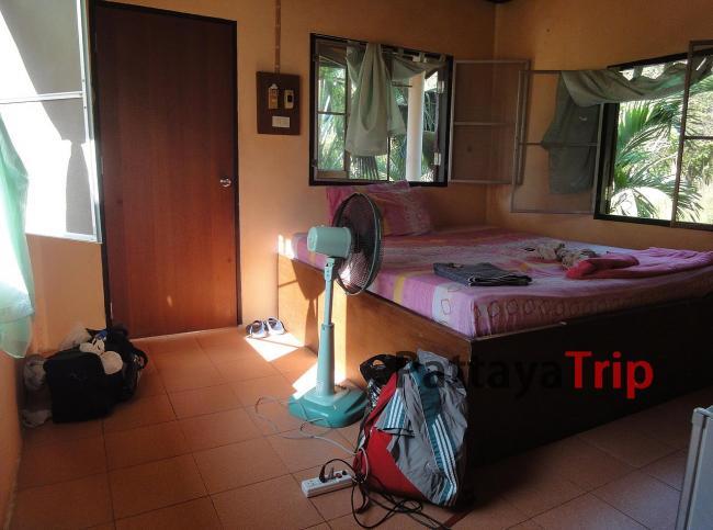 Домик в отеле Triple B за 500 бат