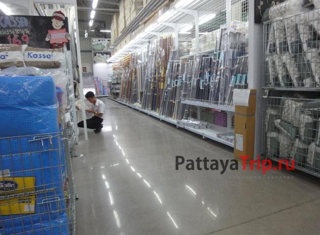 Thai Watsadu - магазин бытовых товаров в Паттайе