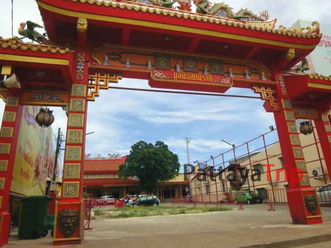 Bang Neow Shrine на Пхукете