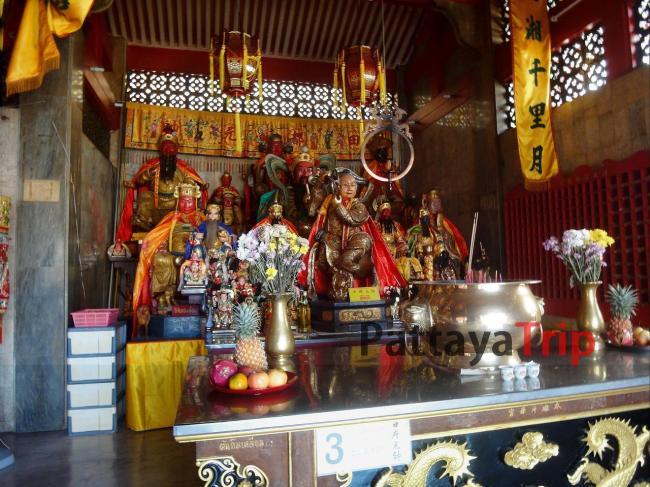 Китайские божества