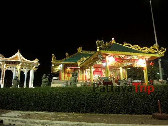 Kiew Tien Keng Shrine китайский храм на Пхукете