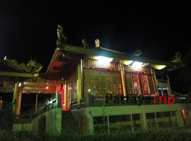 Храм Kiew Tien Keng Shrine