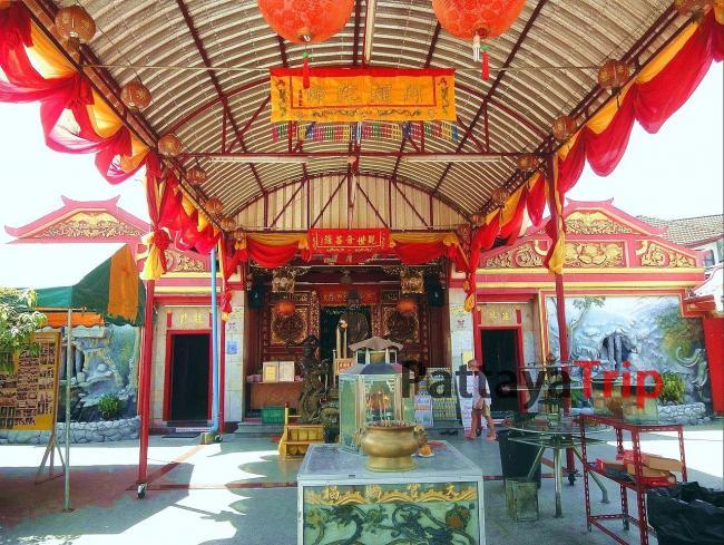 Китайский храм на Пхукете
