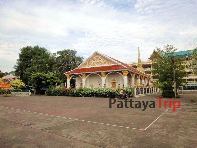 Храм Wat Kajon Пхукет (Тайланд)
