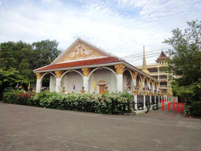 Храм Wat Kajon Пхукет (Таиланд)