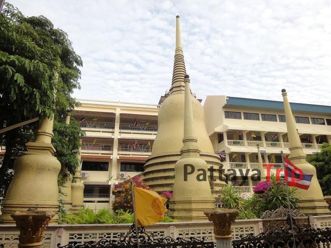 Храм Wat Kajonrangsan на Пхукете