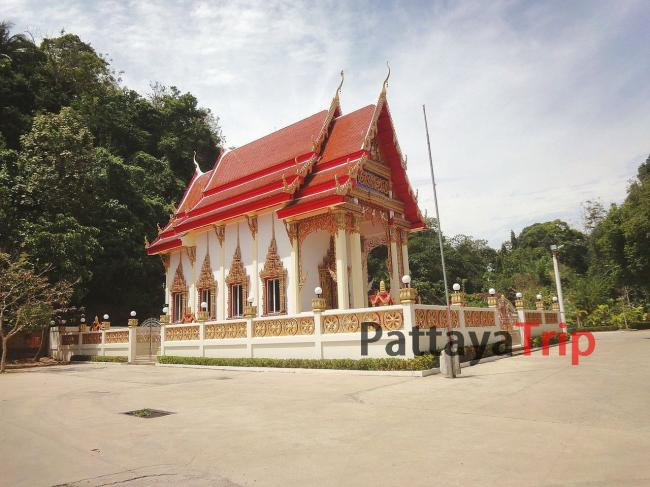 Wat Koh Siray на острове Пхукет