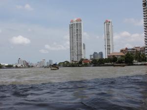 Река Чао Прайя в Бангкоке