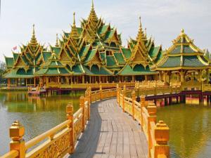 Парк Муанг Боран в Багкоке
