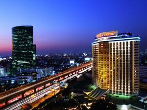 Район Чатучак в Бангкоке