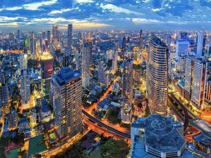 Район Саторн в Бангкоке