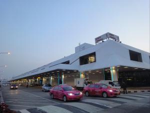 Терминал 1 аэропорта DMK