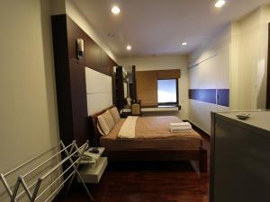 Комната отеля Eight Ville в Бангкоке