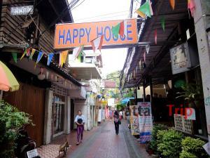 Гестхаус Happio Guesthouse Бангкок