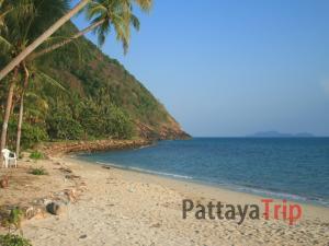 Пляж Банг Бао на острове Ко Чанг