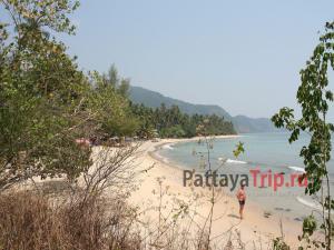 Пляж Клонг Кой на Ко Чанге