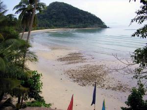 Пляж Лонг Бич на Ко Чанге