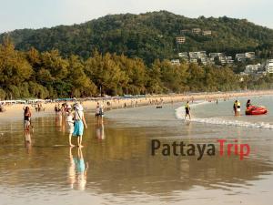 Пхукет фото - пляж Ката
