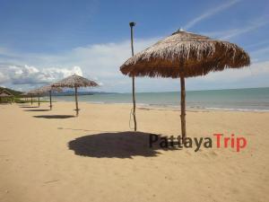 Као Лак. Пляж на острове Koh Kho Khao