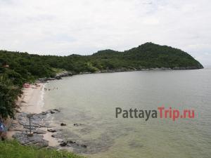 Пляж Там Панг на Ко Сичанг