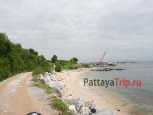 Пляж Sai Kaew Beach на Ко Сичанг